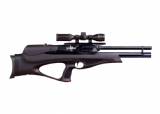 Air Arms Galahad R Carbine PCP Bullpup Air Rifle - Black Soft Touch